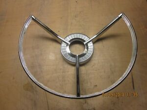 1959 Ford Steering Wheel Horn Ring