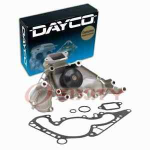 Dayco Engine Water Pump For 1999 2007 Toyota Land Cruiser Coolant Antifreeze Va