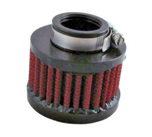 K n 62 1370 Oil Breather Crankcase Vent 1 Inlet Cap Air Filter Universal