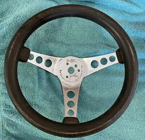 Vintage Steering Wheel Superior Performance Products The 500 Hot Rod Muscle