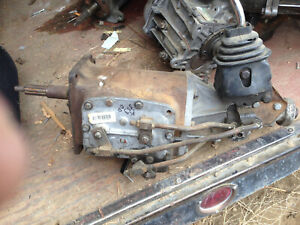 Chevrolet 4 Speed Overdrive Transmission A833 Np440 My6 Local Pick Up