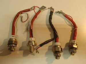 4 Silicon Controlled Rectifier scr C154e