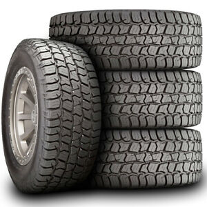 4 Mickey Thompson Deegan 38 All Terrain Lt 275 70r18 Load E 10 Ply At A T Tires