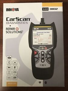 Innova 5410 Carscan Pro Repair Solutions Obd2 Auto Diagnostic Code Reader