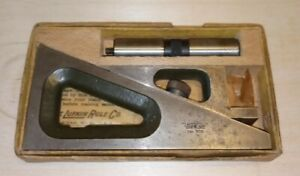 Lufkin Rule Co 900 Planer Gage W original Box