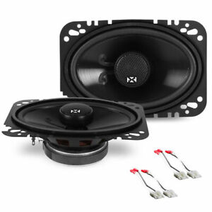 Front Dash Factory Speaker Replacement Package For 1982 1992 Chevy Camaro Nvx