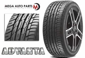 1 New Advanta Hpz 01 305 30r26 109v All Season 40 000 Mile M s Performance Tires