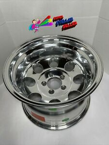 Pro Comp 15x10 Wheel 1069 5165 Series 1069 Bolt Pattern 5 X 4 5 Polished 47mm
