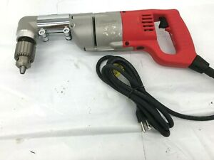 Milwaukee 48 06 2871 1107 1 1 2 Right Angle Drill Gr No Case M