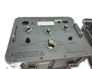 Tempo Instruments Inc 1110c Cable Fault Locator Free Fast Ship