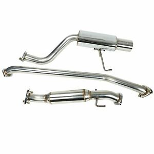 Fits 02 06 Acura Rsx Dc5 Type s K20a2 4 Oval Muffler Tip Racing Catback Exhaust