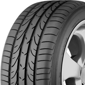 Bridgestone Potenza Re050 255 45r18 99y High Performance Tire