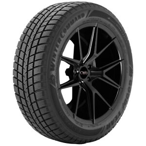 2 245 65r17 Goodyear Winter Command 107s Sl 4 Ply Bsw Tires