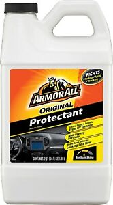 Armor All Interior Car Cleaner Protectant Refill Cleaning For Cars Truck 64oz
