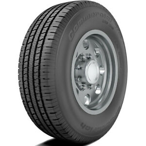 One Bfgoodrich Commercial T a All season 2 Lt265 70r17 121 118r E 10 Ply Tire