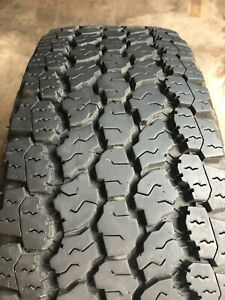 Used Lt 245 75r16 Goodyear Wrangler All Terrain Adventure Kevlar 120 116s 10 32