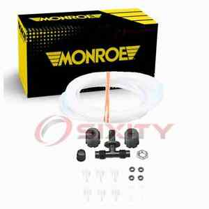 Monroe Rear Shock Absorber Air Hose Kit For 1975 1996 Ford F 150 Suspension Rm