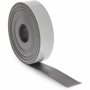 Dry Erase Magnetic Tape Roll 1 inch Wide 30 Ft