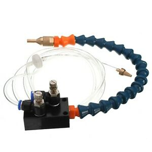 Origlam the Mist Coolant Lubrication Spray System For Metal Cutting Engravin