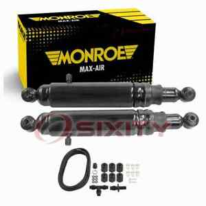 Monroe Max air Rear Shock Absorber For 2009 2014 Ford F 150 Spring Strut Oa