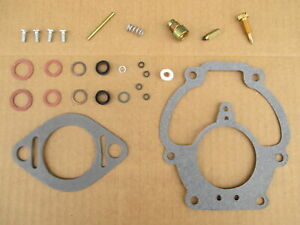 Carburetor Rebuild Kit For Allis Chalmers 180 190 190xt D19