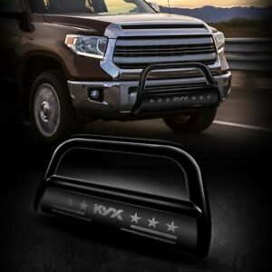 For 07 20 Toyota Tundra Sequoia 3 Kyx Front Bumper Bull Bar Brush Grille Guard