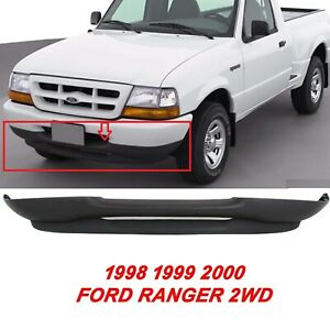 For 1998 1999 2000 Front Lower Valance Without Fog Lamp Holes Ford Ranger 2wd