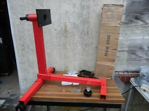1000 Lbs Capacity Solid Steel Engine Stand Hoist Auto Mechanic Dl1510 Incomplete