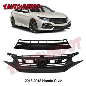 Primed Rear Bumper Cover For 2015 2016 2017 Toyota Camry To1100315