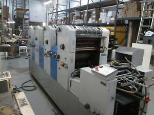 Ryobi 33o4h 4 Color Printing Press