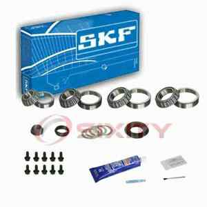 Skf Rear Axle Differential Bearing And Seal Kit For 2000 2009 Dodge Durango Hf
