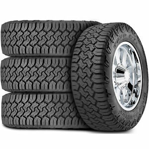 4 Toyo Open Country C t Lt 265 70r17 121 118q E 10 Ply At All Terrain A t Tires
