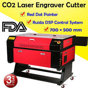 20 X 28 80w Co2 Laser Cutter Cutting Engraving Machine Ruida Dsp Red Dot