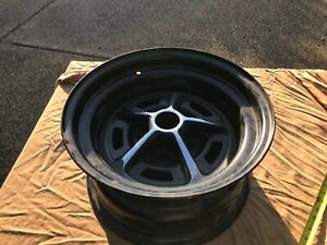 1967 1973 Ford Magnum 500 Wheel Mustang Fairlane Falcon 15 X 8 New