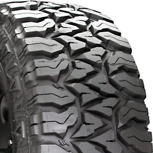 Goodyear Fierce Attitude M t Lt 265 70r17 121p E 10 Ply Mt Mud Tire