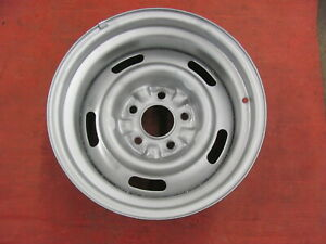 1970 70 Corvette Az 15x8 Rally Wheel Rim Dated June Lt1 454 K 1 0 6 9 az