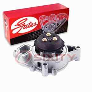 Gates Engine Water Pump For 2000 Saturn Ls1 2 2l L4 Coolant Antifreeze Belts Uz
