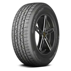 Continental Set Of 4 Tires 235 70r16 T Crosscontact Lx25 Truck Suv