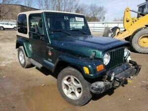 Front Axle Dana 30 Lhd 3 73 Ratio Without Abs Fits 97 06 Wrangler 1255983