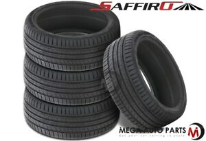 4 New Saffiro Sf5000 255 30zr21 93y Xl As Performance Tires