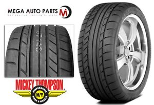1 Mickey Thompson Street Comp 285 35r19 Uhp Ultra High Performance Summer Tires