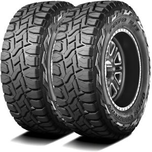 2 New Toyo Open Country R t Lt 305 55r20 Load F 12 Ply Rt Rugged Terrain Tires