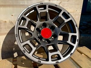 Bronze Wheels 17 x8 Et5 6x139 7 Fit Toyota 4runner Tacoma Pro Off road