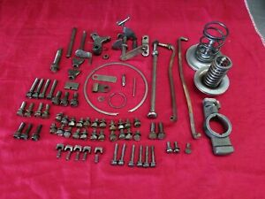 Ford 2 Speed Transmission Parts Hardware Set Ford o matic 1959 64 Aluminum Case