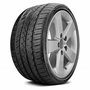 Lionhart Set Of 4 Tires 235 35r19 W Lh five All Season Performance