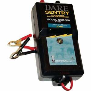 Dare Sentry 25 acre Electric Fence Charger Dsb100 1 Each