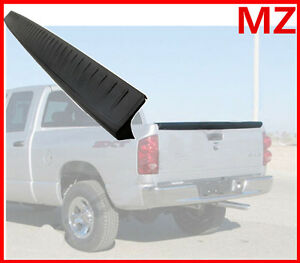 For 02 09 Dodge Ram Pickup Tailgate Spoiler Cap Oe Style Protector