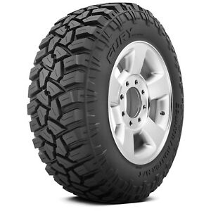 4 New Fury Country Hunter M t 2 Lt 40x13 50r17 Load C 6 Ply Mt Mud Tires