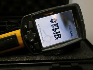 Pre owned Flir Systems Ab Bcam Ir Infrared Thermal Imaging Camera