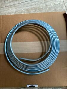 20 Foot Roll Coil Of 3 8 Steel Fuel Brake Line Tubing 304 Ss
